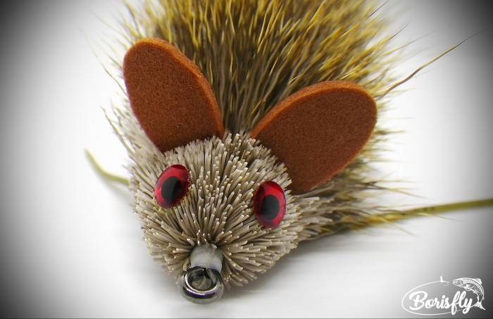Deer Hair Mouse - 1